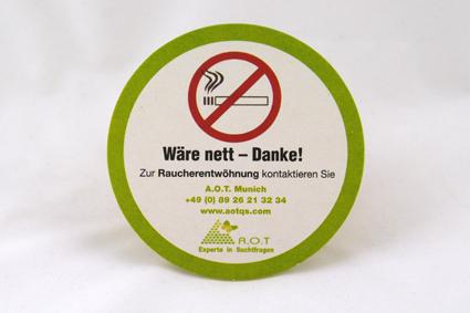 Nichtraucher Kampagne