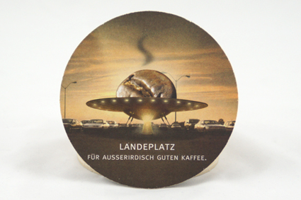 Cafe Bierdeckel