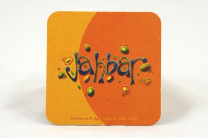 Jahbar Bierdeckel